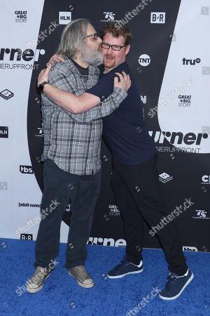 Dan Harmon and Justin Roiland