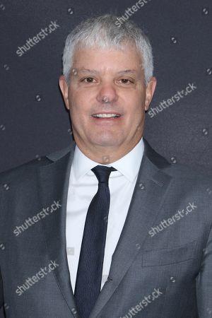 David Levy, President of Turner
