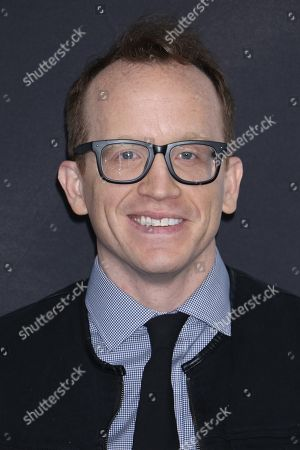 Stock Image of Chris Gethard