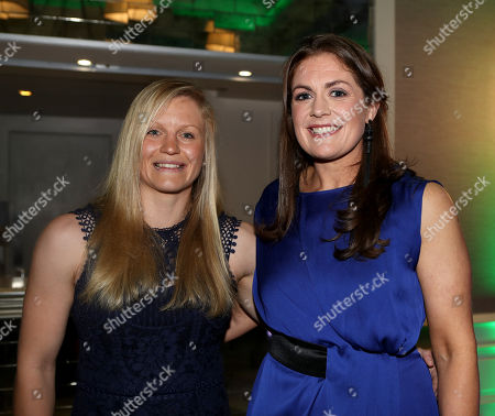 Stock Picture of Claire Molloy and Fiona Coughlan