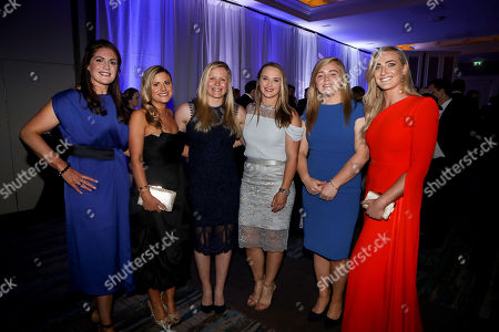 Fiona Coughlan, Nancy Chillingworth, Claire Molloy, Michelle Claffey, Cliodhna Moloney and Ciara Cooney
