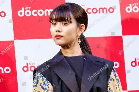 Editorial image of NTT DoCoMo summer press conference, Tokyo, Japan - 16 May 2018