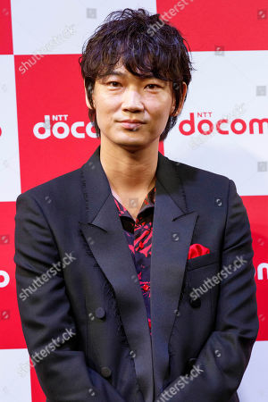 Stock Picture of Japanese actor Go Ayano