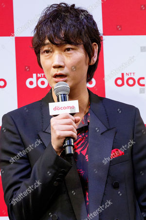 Japanese actor Go Ayano
