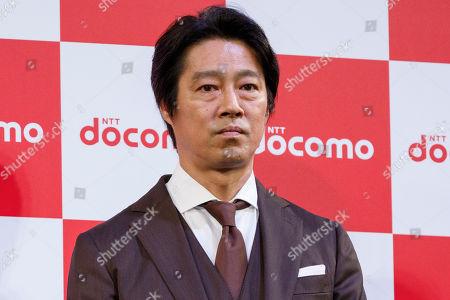 Editorial photo of NTT DoCoMo summer press conference, Tokyo, Japan - 16 May 2018