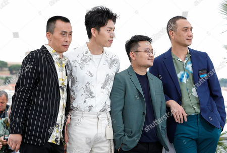 Editorial photo of 'Long Day's Journey Into Night' photocall, 71st Cannes Film Festival, France - 16 May 2018