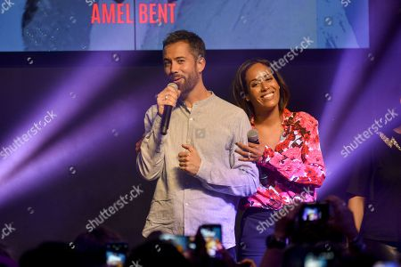 Editorial picture of Cherie FM Pop Love Music concert at Hard Rock Cafe, Lyon, France - 15 May 2018