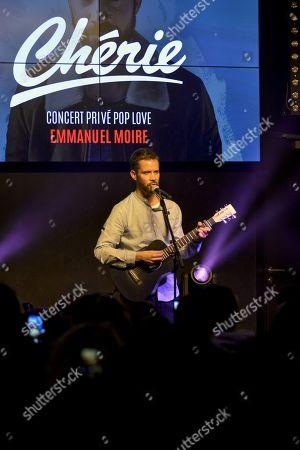 Stock Photo of Emmanuel Moire