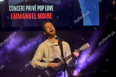 Stock Image of Emmanuel Moire