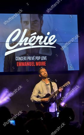 Stock Picture of Emmanuel Moire
