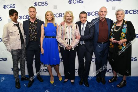 Nik Dodani, Jake Mc Dorman, Faith Ford, Candice Bergen, Grant Shaud, Joe Regalbuto and Tyne Daly
