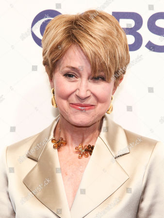 Jane Pauley attends the CBS Network 2018 Upfront at The Plaza Hotel, in New York