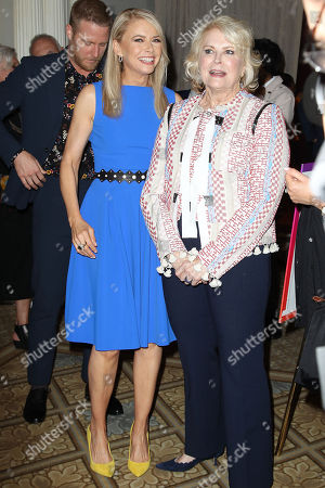 Faith Ford and Candice Bergen