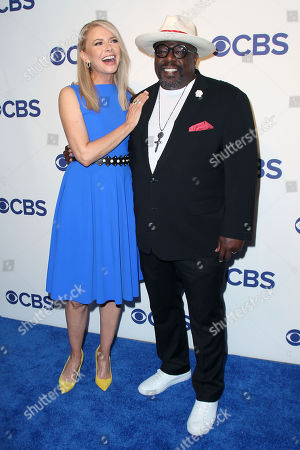 Faith Ford and Cedric the Entertainer
