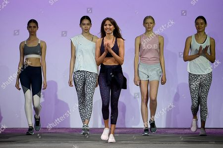 Editorial picture of B.O.D By Finch - Runway - Fashion Week Australia 2018, Sydney - 17 May 2018