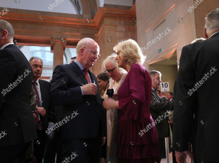Editorial photo of Press Association 150th anniversary event, London, UK - 16 May 2018
