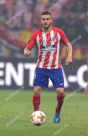 Koke Jorge Resurreccion Merodio of Atletico de Madrid