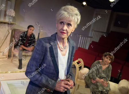 Stock Image of Maisie Richardson-Sellers as Laurie, Anita Dobson as Eleanor,  Debbie Chazen as Suzanne,