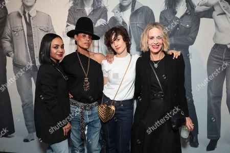 Natalie Manuel Lee, Angela Davis, Karla Welch, Sarah Paulson
