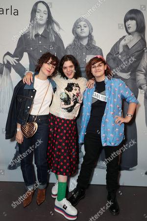 Karla Welch, Soko, Clementine Welch