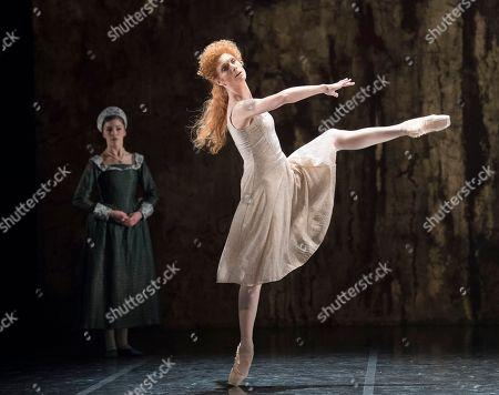 Katie Deacon,  Zenaida Yanowsky,