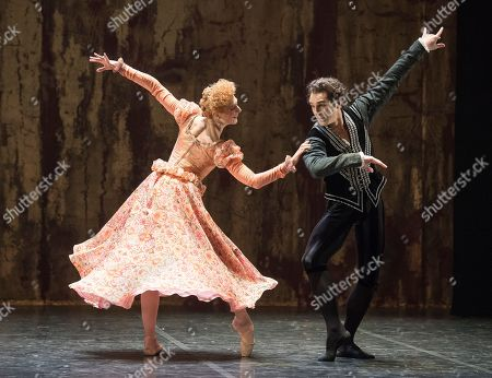 Editorial picture of 'Elizabeth' Performance by the Royal Ballet at the Barbican Theatre, London, UK, 17 May 2018