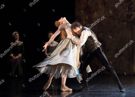 Editorial image of 'Elizabeth' Performance by the Royal Ballet at the Barbican Theatre, London, UK, 17 May 2018