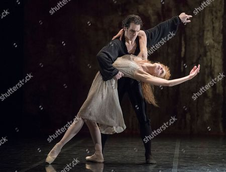 Editorial photo of 'Elizabeth' Performance by the Royal Ballet at the Barbican Theatre, London, UK, 17 May 2018