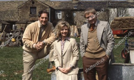 Ep 538 Thursday 21st June 1979 Dolly agrees to show Ed some of the local places of interest - With Ed Hathersage, as played by Paul Maxwell ; Dolly Acaster, as played by Katharine Barker ; Matt Skilbeck, as played by Frederick Pyne.