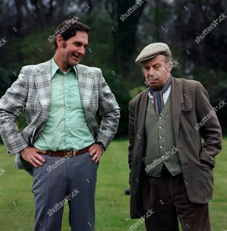 Ep 536 Thursday 14th June 1979  Ed Hathersage is determined to stay in the village and take over Hathersage Farm. After talking with Sam, Ed volunteers for the bowls team as thet are a man short. Sam's surprised at how good he is and takes him on the team - With Sam Pearson, as played by Toke Townley ; Ed Hathersage, as played by Paul Maxwell.