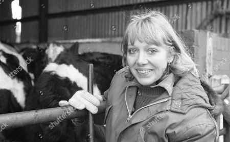 Stock Picture of Ep 498 Thursday 1st February 1979 With Kitty Lennard, as played by Katherine Iddon.