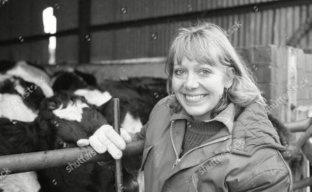 Stock Photo of Ep 498 Thursday 1st February 1979 With Kitty Lennard, as played by Katherine Iddon.