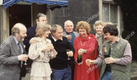 Editorial photo of 'Emmerdale Farm' TV Series UK  - 1979