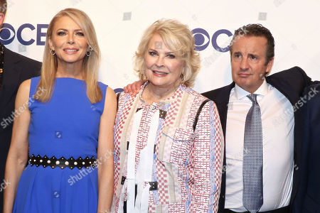 Stock Picture of Faith Ford, Candice Bergen and Grant Shaud