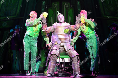Editorial image of The Wizard of Oz preview in Melbourne, Australia - 17 May 2018