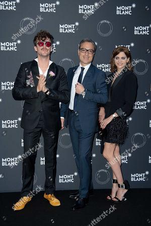 Macarena Gomez and Nicolas Baretzki and Aldo Comas