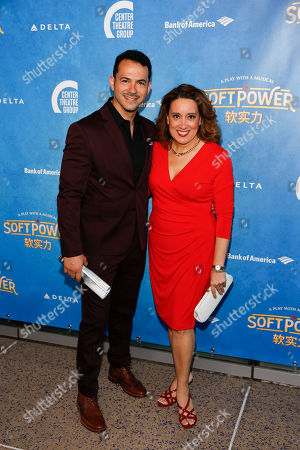 Mark Anthony Petrucelli and Eileen Galindo