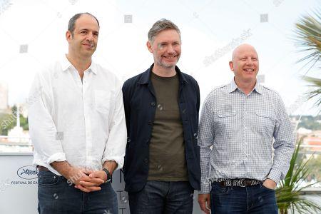Simon Chinn, Kevin MacDonald and Jonathan Chinn