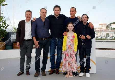 Editorial picture of Dogman Photocall - 71st Cannes Film Festival, France - 17 May 2018