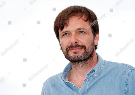 German director Ulrich Kohler poses during the photocall for 'In My Room' at the 71st annual Cannes Film Festival, in Cannes, France, 17 May 2018. The movie is presented in the section Un Certain Regard of the festival which runs from 08 to 19 May.
