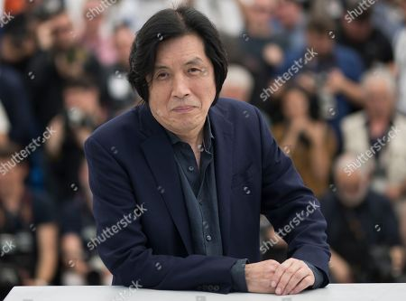 South Korean director Lee Chang-Dong poses during the photocall for 'Burning' at the 71st annual Cannes Film Festival, in Cannes, France, 17 May 2018. The movie is presented in the Official Competition of the festival which runs from 08 to 19 May.
