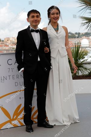 Editorial photo of 'The Gentle Indifference Of The Word' photocall, 71st annual Cannes Film Festival, France - 17 May 2018
