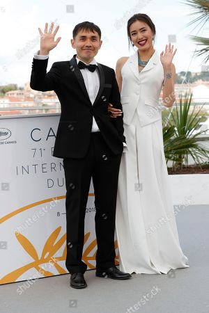 Editorial picture of 'The Gentle Indifference Of The Word' photocall, 71st annual Cannes Film Festival, France - 17 May 2018