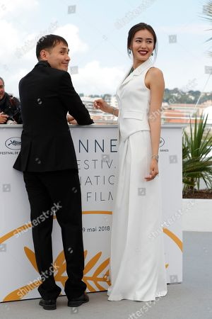 Editorial image of 'The Gentle Indifference Of The Word' photocall, 71st annual Cannes Film Festival, France - 17 May 2018