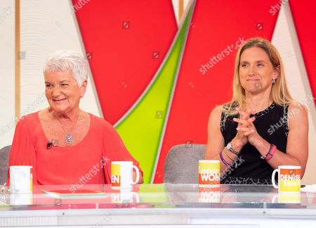 Editorial photo of 'Loose Women' TV show, London, UK - 17 May 2018