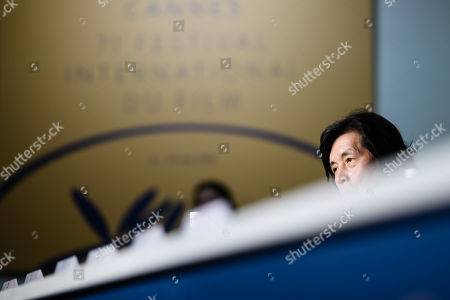 Stock Photo of South Korean director Lee Chang-Dong attends the press conference for 'Burning' during the 71st annual Cannes Film Festival, in Cannes, France, 17 May 2018. The movie is presented in the Official Competition of the festival which runs from 08 to 19 May.