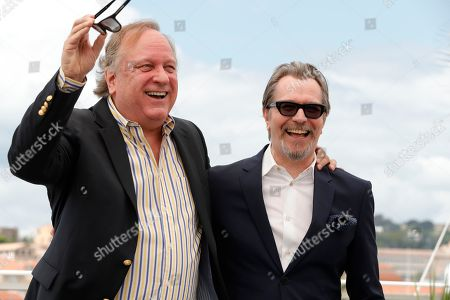 Douglas Urbanski and Gary Oldman