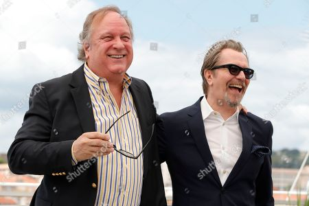 Editorial picture of Gary Oldman photocall, 71st Cannes Film Festival, France - 17 May 2018