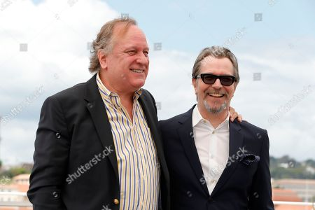 Editorial image of Gary Oldman photocall, 71st Cannes Film Festival, France - 17 May 2018