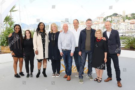 Editorial photo of 'Whitney' photocall, 71st Cannes Film Festival, France - 17 May 2018